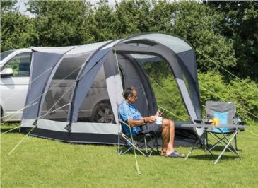 Kampa Travel Pod Action Air L Driveaway Awning